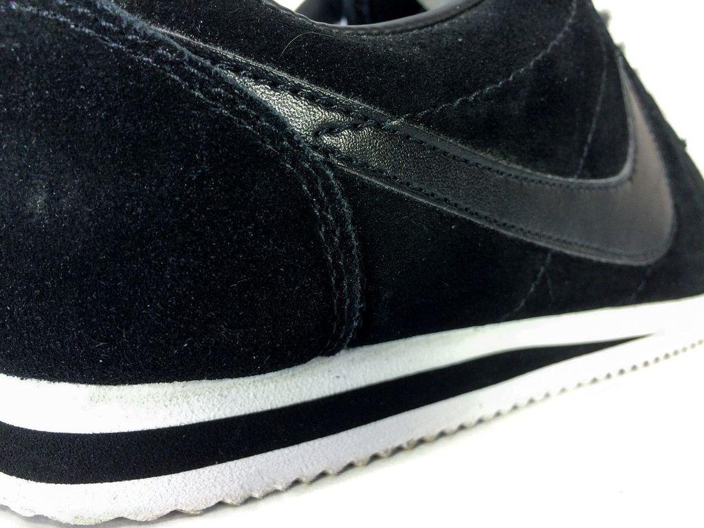 661b71c4 Кроссовки Nike Cortez черные, цена в Екатеринбурге в интернет ...
