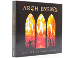 ARCH ENEMY As the stages burn! CD+DVD Digi