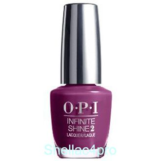 OPI Infinite Shine - Don't Provoke The Plum L63