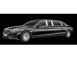 Factory armored Mercedes-Maybach S650 Vv222 Guard VR9 Pullman, 2018 YP