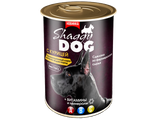 AniFood Shaggy Dog Паштет с Курицей полнорационный 350 грамм