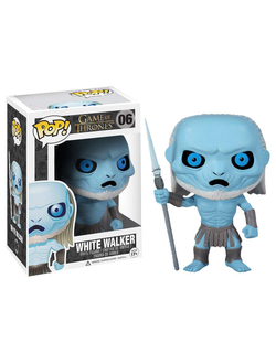 Фигурка Funko POP! Vinyl: Game of Thrones: White Walker 3017