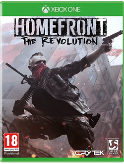 Homefront: The Revolution - Freedom Fighter Edition [RU] (Xbox One)