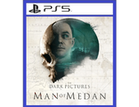 The Dark Pictures Anthology: Man of Medan (цифр версия PS5 напрокат) RUS 1-5 игроков