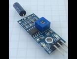 Нормально открытый модуль датчика вибрации