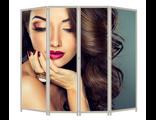 Ширмы-перегородки для салонов красоты