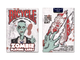 Дизайнерские карты, игральные, карты для покера, BICYCLE ZOMBIE, dec, байсикл, зомби, колода, покер