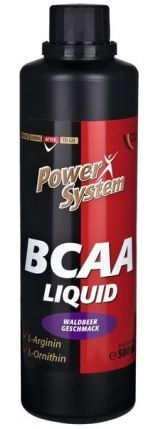 Power System BCAA Liquid (500 мл)