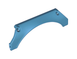 Technic, Panel Car Mudguard Arched 15 x 2 x 5, Dark Azure (24118 / 6212057)