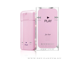 "Givenchy ""Play for her"" 75ml"