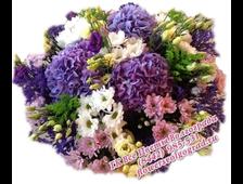 Большой букет полевых цветов Анлийский Прованс