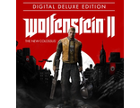 Wolfenstein II: The New Colossus Digital Deluxe Edition (цифр версия PS4) RUS