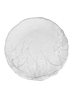 Блюдо  PLATE LIMBE ANTIQUE WHITE D27CM EARTHENWAREарт.32251