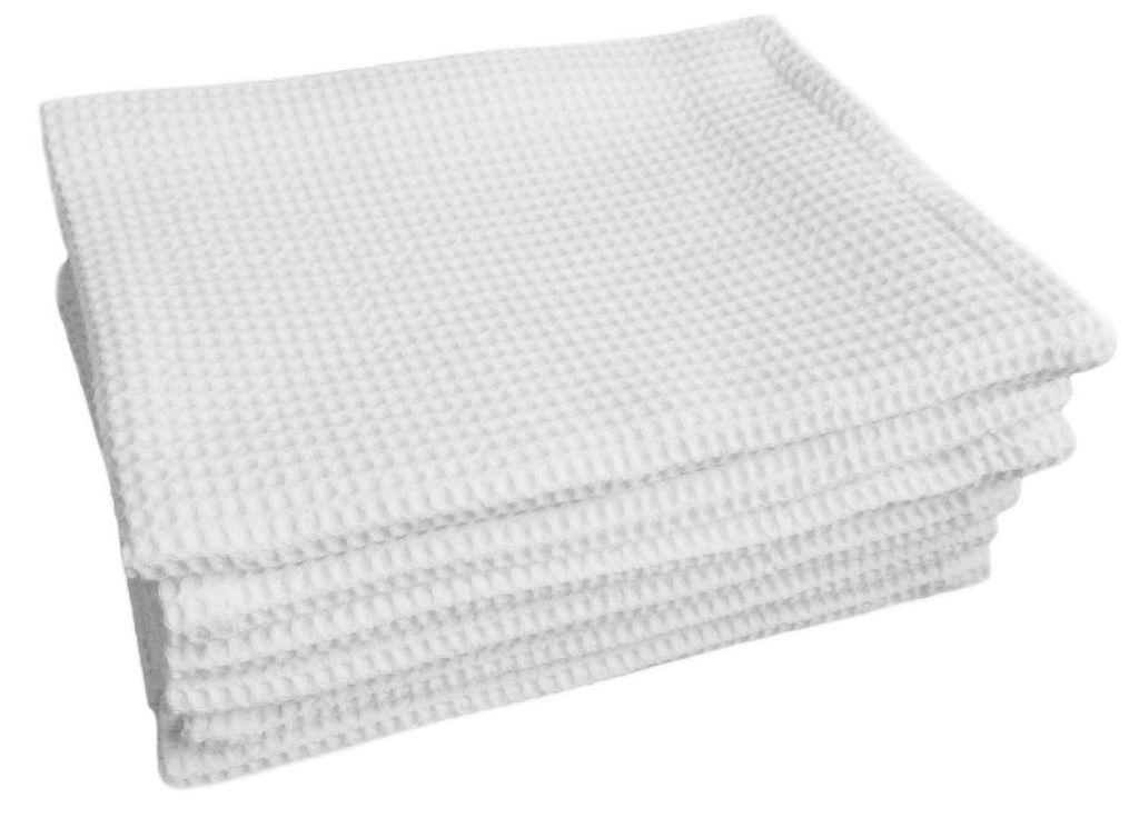 Полотенце вафельное белое 45х 75 гост (спектр) купить по цене 66.