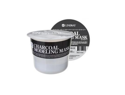 Маска альгинатная разовая УГОЛЬ Charcoal Disposable Modeling Mask Cup Pack