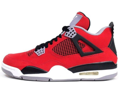 Air Jordan IV Retro Toro Bravo (41-45) арт-010