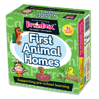 First Animal Homes (Brainbox Pre-School)