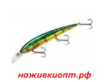 Воблер BANDIT SHALLOW WALLEYE 128