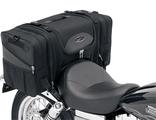 3516-0036 SADDLEMEN Сумка на мотоцикл TS3200DE DELUXE TAIL BAG TEXTILE BLACK