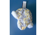 Теплая зимняя шапка-ушанка Reike цвет Grey Fox