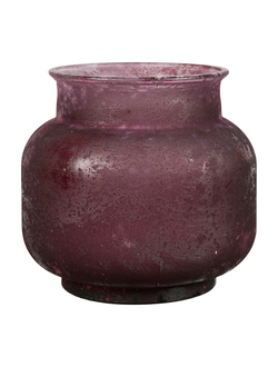 Ваза  VASE 3L GALI PURPLE D20X18CM GLASSарт.32208