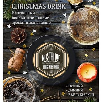 Must Have Cristmas Drink Шампанское 125 гр