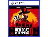 Red Dead Redemption 2: Special Edition (цифр версия PS5) RUS