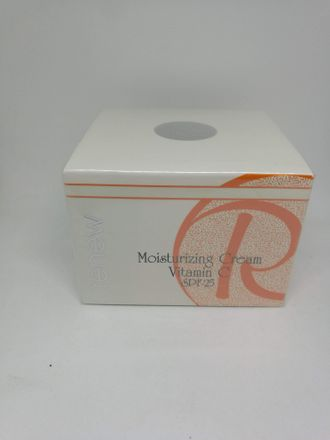 Renew Moisturizing cream vitamin C SPF - 25