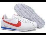 Nike Cortez мужские кожаные белые (41-46)