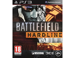 Игра Battlefield Hardline (PS3 русская версия)