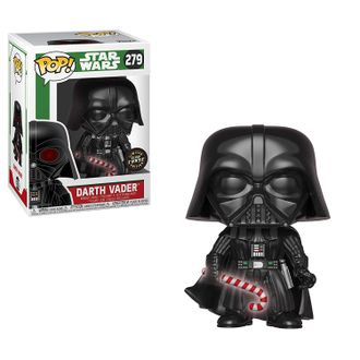 Фигурка Funko POP! Bobble: Star Wars: Holiday: Darth Vader