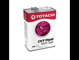 ATF CVT FLUID MULTI-TYPE 4л. TOTACHI