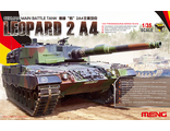 TS-016 MENG GERMAN MAIN BATTLE TANK LEOPARD 2 A4