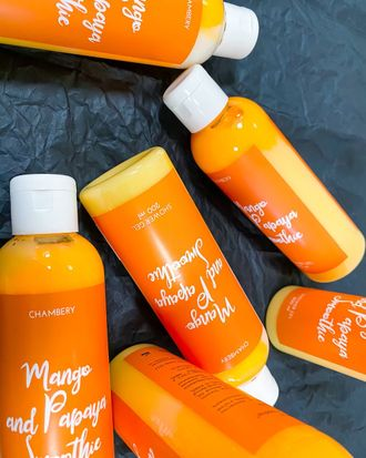 "Гель для душа ""Mango & Papaya Smoothie"", 200ml"