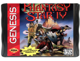 """Phantasy Star IV"" Игра для Сега (Sega Game)"