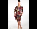 Нарядное платье  Арт: 2605204-55  Размеры 54-66