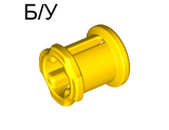 ! Б/У - Technic Bush, Yellow (3713 / 4238814 / 659024) - Б/У