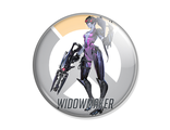 Значок или магнит WIDOWMAKER
