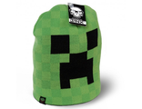 Шапка Майнкрафт Minecraft Creeper Face Beanie