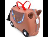 Детский чемодан на колесах Trunki Bronco