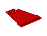 Tail 12 x 2 x 5, Red (87614 / 6146907)