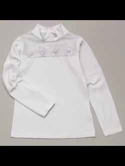 Блузка (белый) | арт.63015