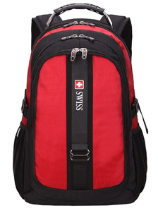 Рюкзак SWISSWIN 7227 Red / Красный