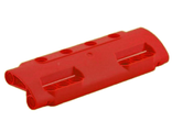 Technic, Panel Curved 11 x 3 with 10 Pin Holes through Panel Surface, Red (11954 / 6036771)