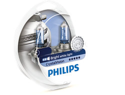 H4 Philips CrystalVision 4300K