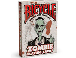 Дизайнерские карты, игральные, карты для покера, BICYCLE ZOMBIE, dec, байсикл, зомби, колода, покер
