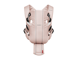 Рюкзак Кенгуру для переноски ребенка BabyBjorn Original Classic Нежно розовый с серым