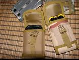 """Универсальная сумка M.O.L.L.E. - чехол для телефона системы """"MOLLE"""""""