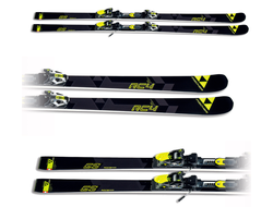 Горные лыжи RC4 Worldcup GS Women Curv Booster