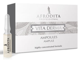 Сыворотка Vita Derma ACNE лечение акне для проблемной, загрязнённой кожи лица 5 шт по 1,5 мл
